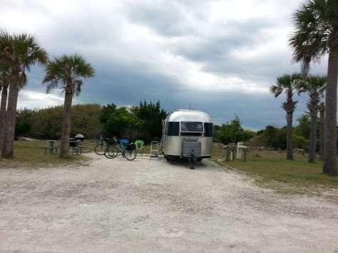 Fort Clinch State Park Atlantic Beach Campground in Fernandina Beach Florida2