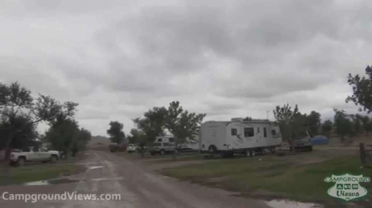 Badlands Interior Campground