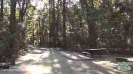Blythe Island Regional Park Campground