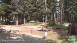 Cut Bank Campground