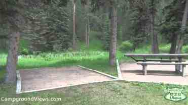 Dalton Lake Campground