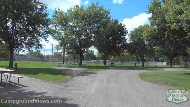 Dawson City Park Campground