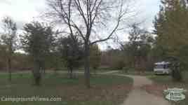 Elm Creek Park Reserve Horse Camp