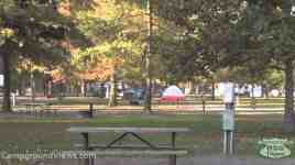 Fort Massac State Park Campground