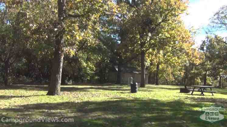 Galvin Memorial Park Campground