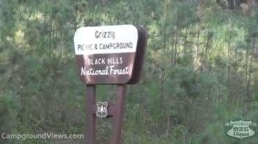 Grizzly Bear Campground