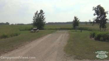 Lac qui Parle State Park Campground
