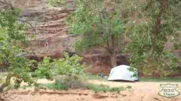 Moonflower Camping Area