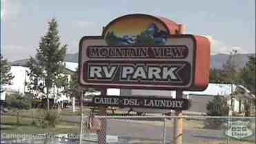 Mountain View RV Park