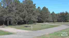 Pelican Lake Recreation Area Campground