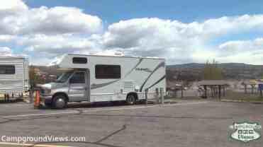 Red Fleet State Park Campground
