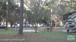 Bill Frederick Park and Pool at Turkey Lake