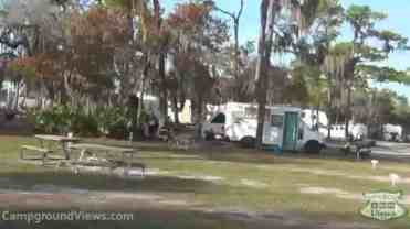 Clearwater-Tarpon Springs Campground
