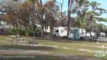 Clearwater Lake Tarpon Koa Palm Harbor Florida Rv Park