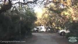Myakka River State Park Old Prairie Campground