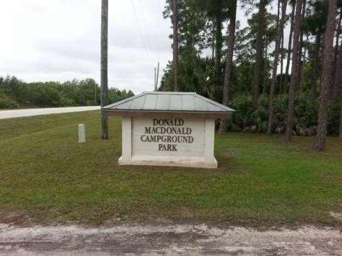 Donald MacDonald Campground Park in Sebastian Florida (Roseland)01