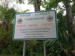 Donald MacDonald Campground Park in Sebastian Florida (Roseland)07