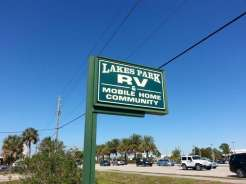 Lakes Park RV in Fort Myers Florida3