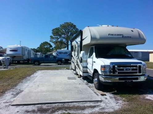 Sebring Gardens RV Community in Sebring Florida1