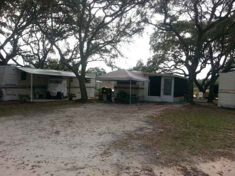 Torchlite RV Park in Clermont Florida Long term site