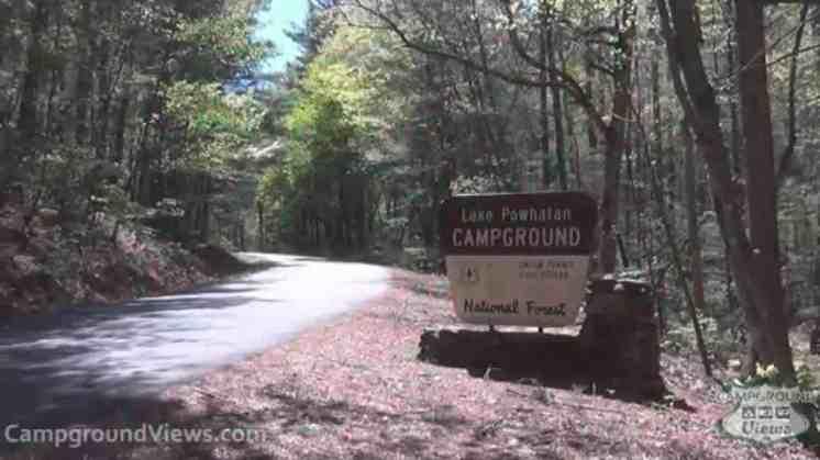 Lake Powhatan Recreation Area & Campground