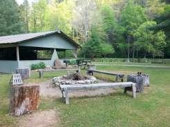 Blue Ridge Motorcycle Campground in Canton North Carolina2