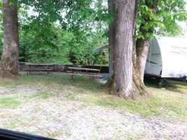 P&J Campground in Bryson City North Carolina2