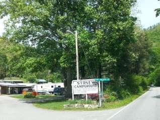 Stoney Campground near Cherokee North Carolina