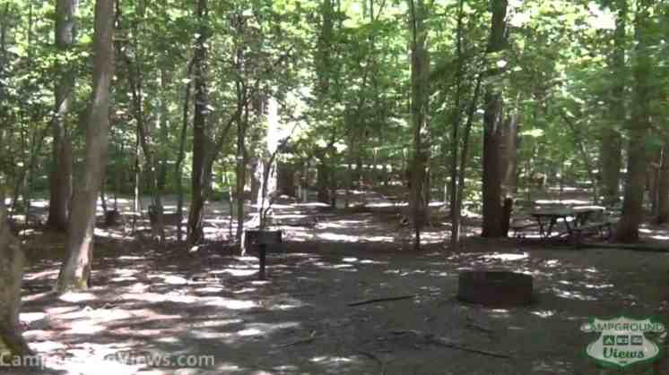 Burke Lake Park Campgrounds