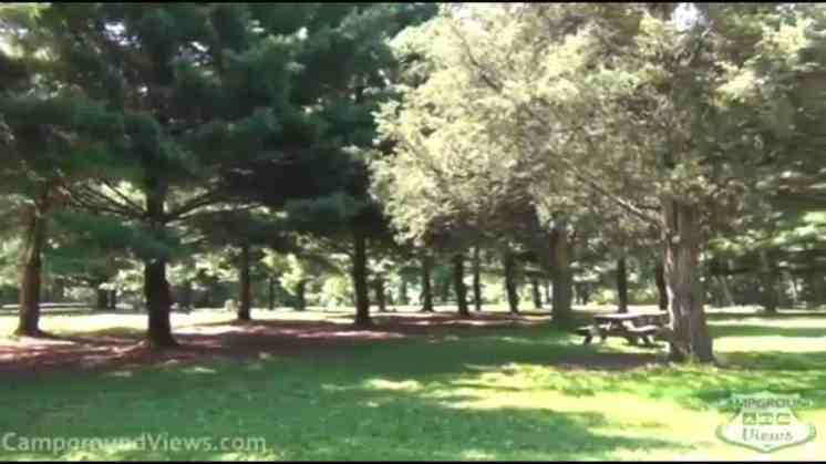 McMillan Woods Youth Campground