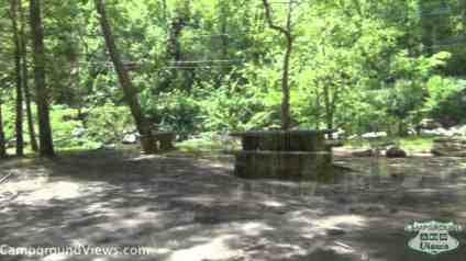Mingo Falls Campground