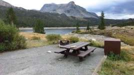 Tioga Lake Campground