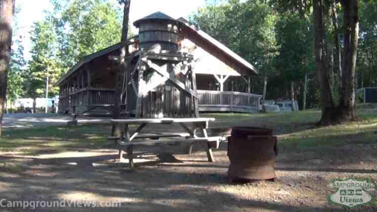 Bentley's Saloon Campground