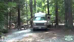 Boston Minuteman Campground