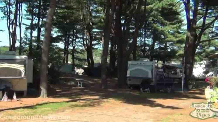 Cape Neddick Oceanside Campground