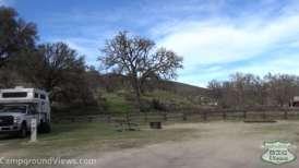 Pinnacles Campground