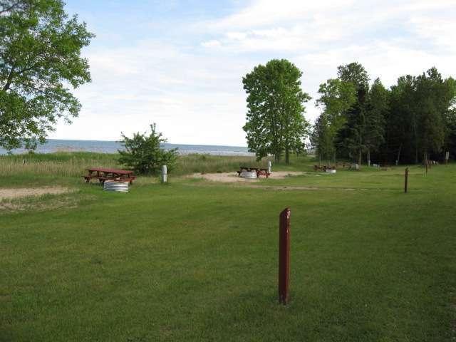 shoreline-campsite