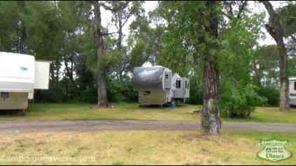 Choteua City Park Campground