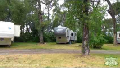 Choteua City Park Campground