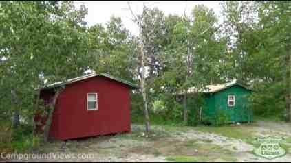 Glacier Elkhorn Cabins & Campground