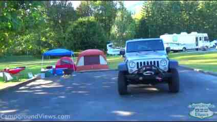 Howard Miller Park Steelhead Park Campground