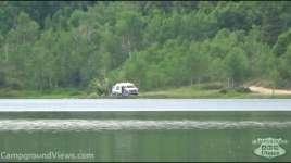 Kolob Reservoir Dispersed Camping