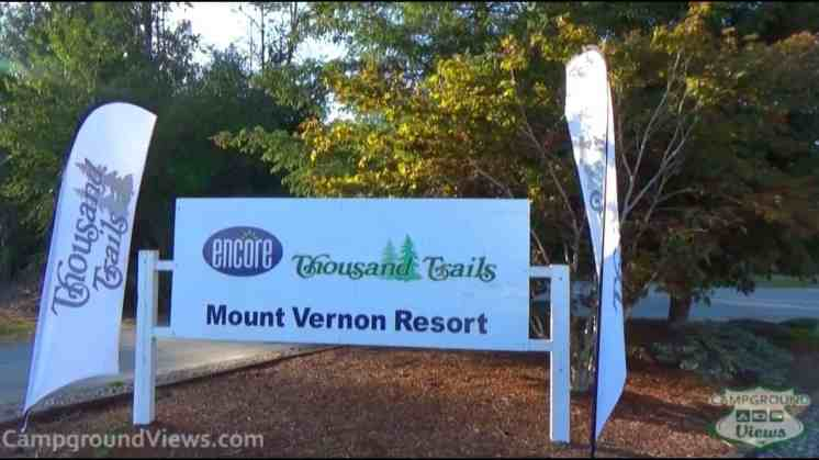 Mount Vernon RV Campground