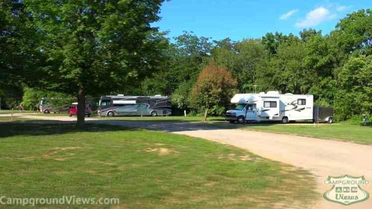 COMLARA County Park Campground