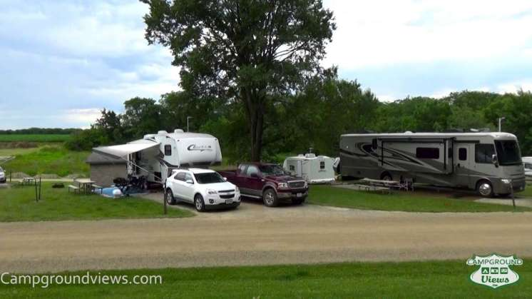 Winterset City Park Campground