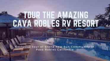 Cava Robles RV Resort