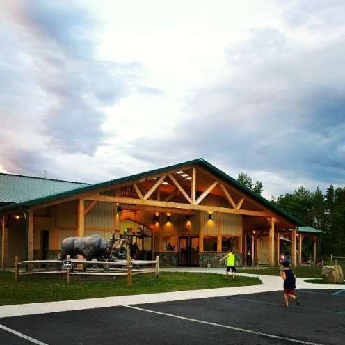 Moose Hillock Camping Resort