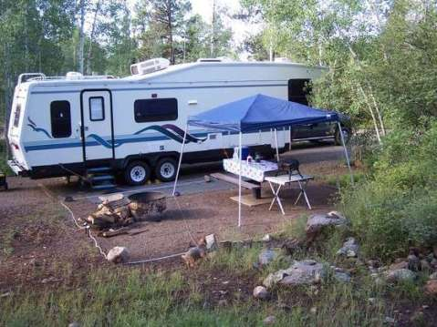 Haviland Lake Campground
