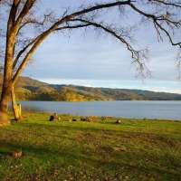 Kyen Campground at Lake Mendocino