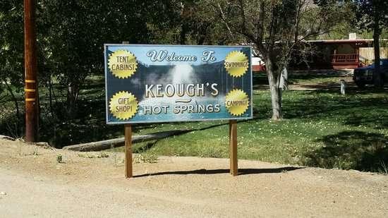 Keoughs Hot Springs